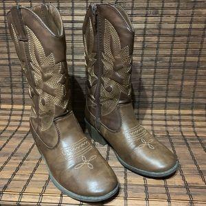 Paris Blues Boots